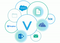Vera for Microsoft ermöglicht die Kontrolle von Dateien, die auf Office 365, SharePoint oder anderen Cloud-Plattformen lagern.