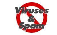 Virus und Spam abwehren