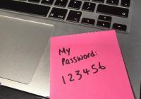 Kompromittierte Passwörter