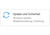 Windows Update in der Settings App