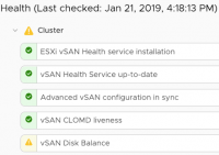 Health-Monitoring für VMware vSAN