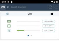 Mobile Apps für VMware vSphere