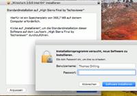 Wireshark unter macOS einrichten