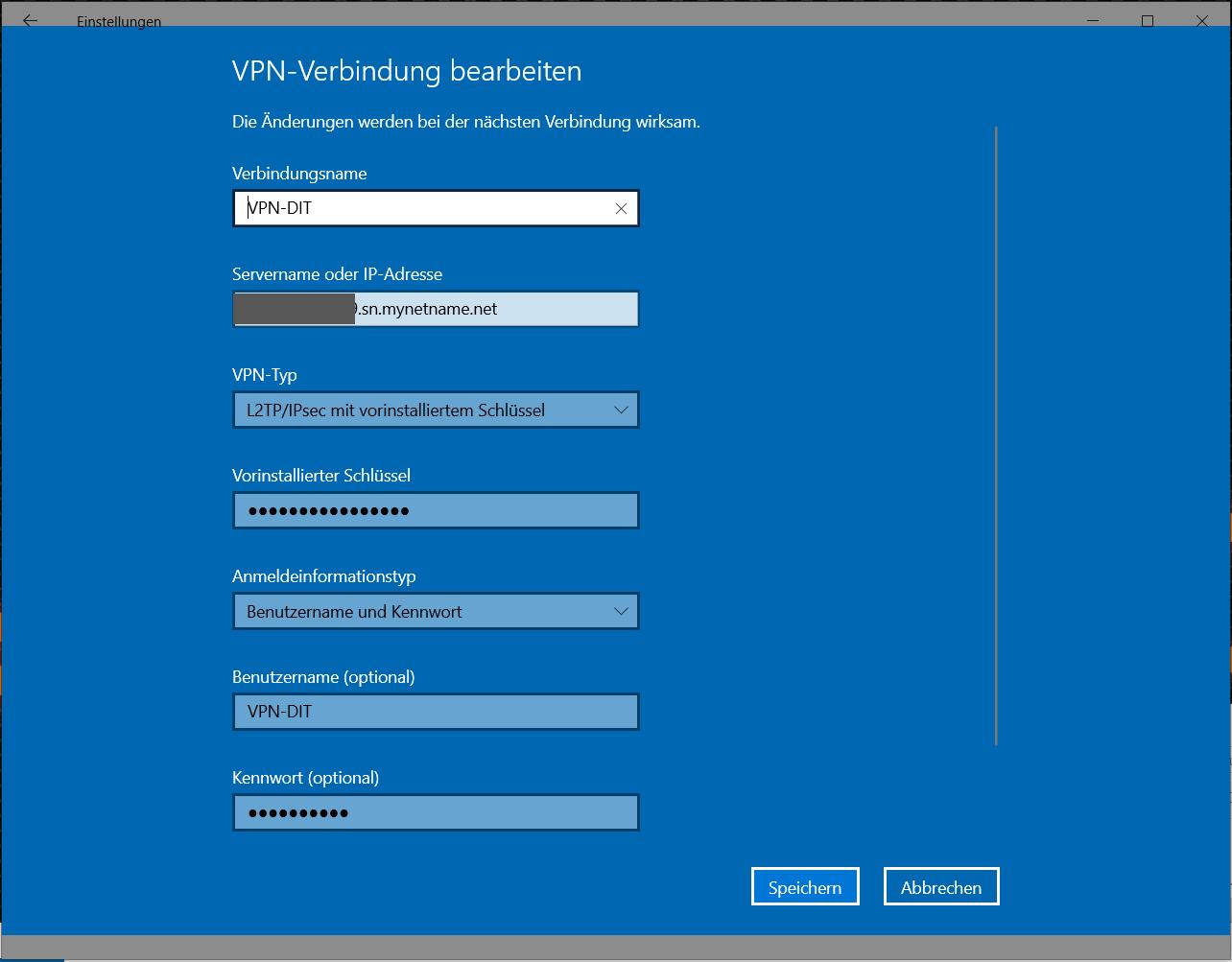 VPN-Client unter Windows 10 einrichten  WindowsPro