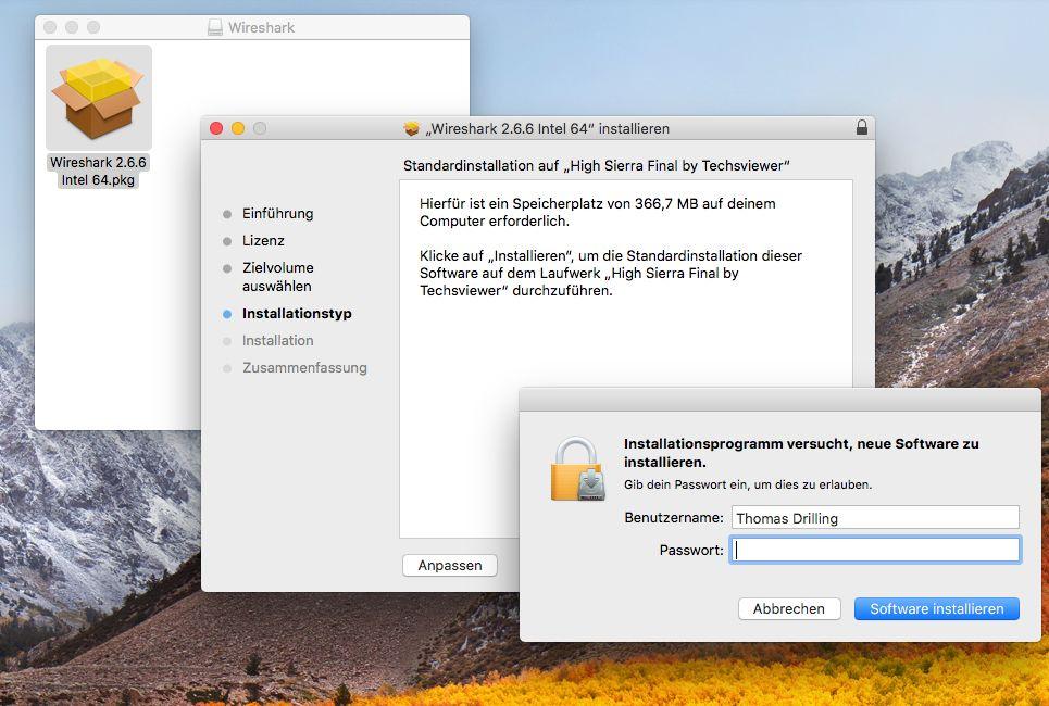 Wireshark unter Linux und macOS installieren   WindowsPro