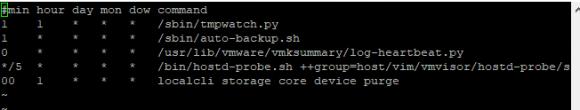 Zeitgesteuertes Backup über cron konfigurieren