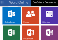 Microsoft Office Online Apps