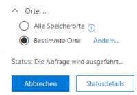 Postfächer aus Office 365 in eine PST-Datei exportieren