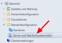 Standortsystemrollen in SCCM