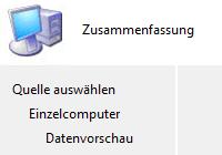 Einzelne Computer in SCCM importieren