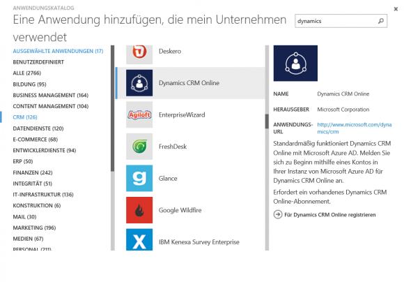 Apps aus dem Microsoft-Katalog hinzufügen