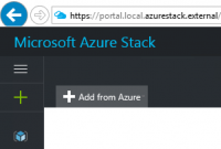 Azure Stack POC
