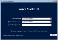 Azure Stack HCI 20H2