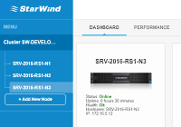 StarWind Manager