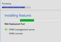 Installation der VMM-Features