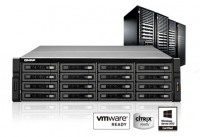 QNAP NAS mit Zertifizierungen für VMware, Citrix und Windows Server
