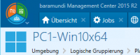 Windows 10 über OS-Clone verteilen.