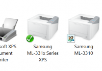 Drucker für Print-Server