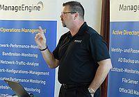 Derek Melber, Seminar für Cybersecurity und hybrid Identity Management