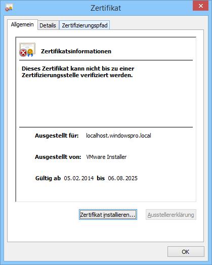 SSL-Zertifikat für ESXi 5.5 mit AD CA ausstellen und installieren ...