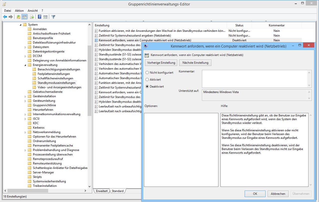 Lock Screen und Anmeldebildschirm mit GPOs deaktivieren | WindowsPro