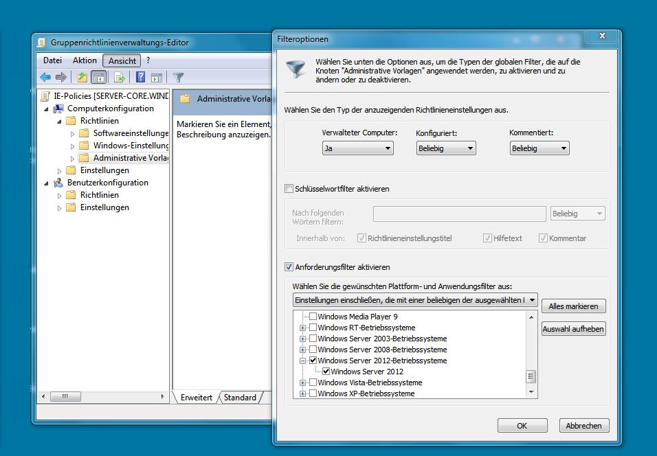windows versionen anzeigen