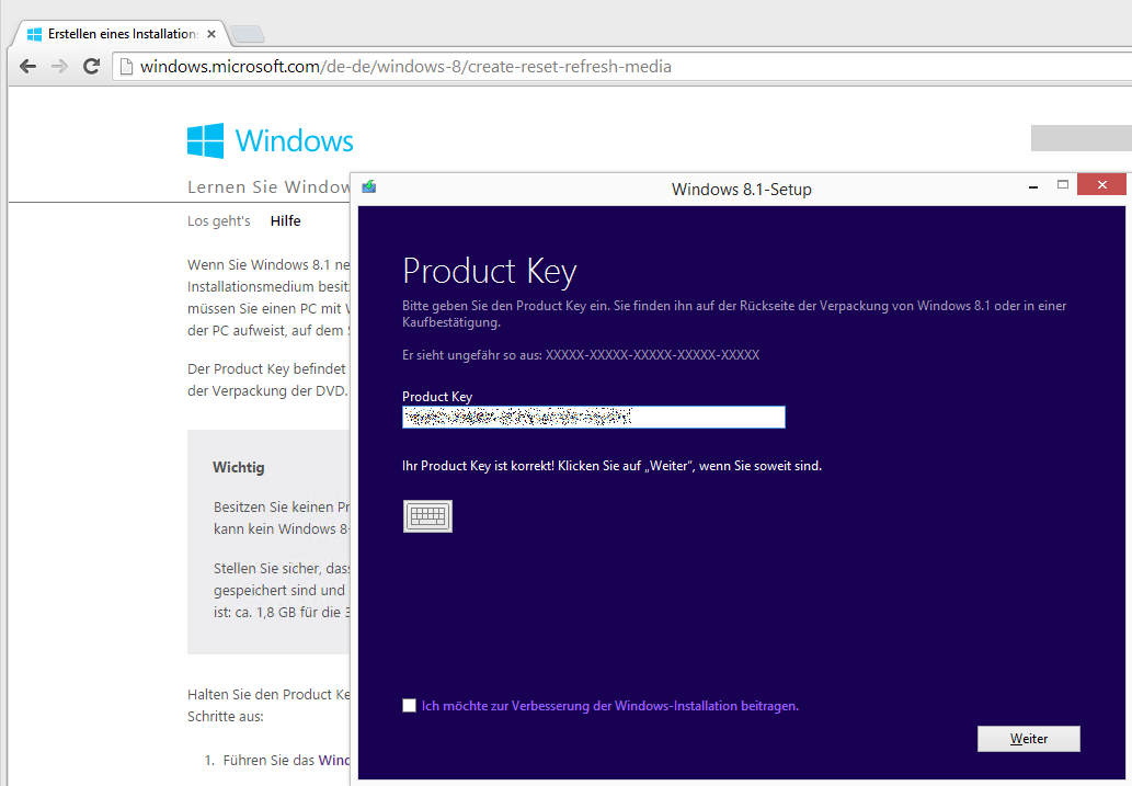 Windows 10 iso erzeugen