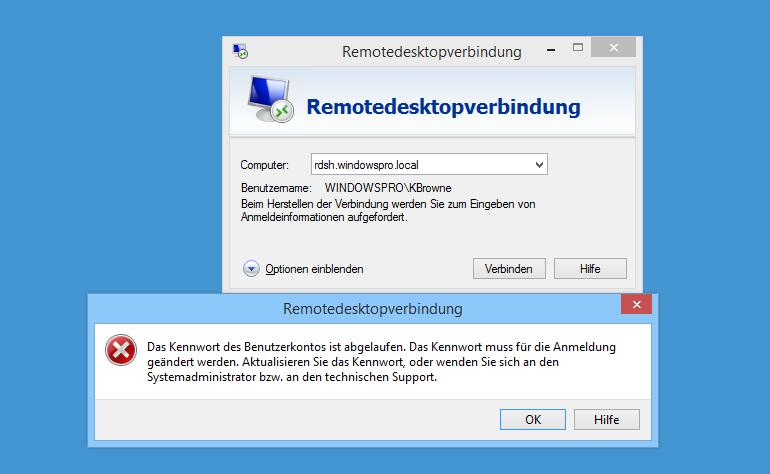 remote desktop passwort auslesen