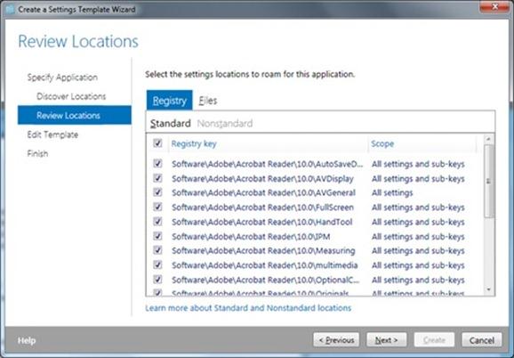 Der UE-V Generator hilft Administratoren bei der Erstellung von anwendungsspezifischen XML-Templates. Er ist künftig im ADK enthalten.