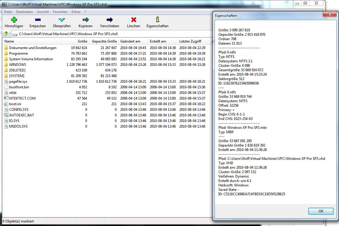 Virtuelle Festplatten (VHDs) öffnen und auslesen | WindowsPro