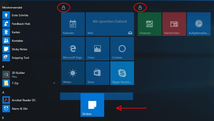 Kachel layout  Startmenü in Windows 10 anpassen über GPOs oder .ppkg-Dateien ...