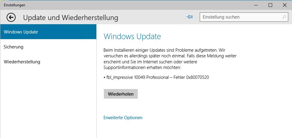 Windows 10 Preview auf früheren Build zurücksetzen oder ...
