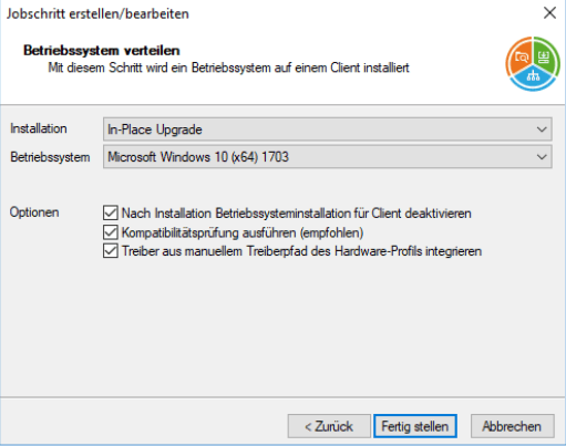 Integration aktueller Treiber beim In-Place-Upgrade von Windows 10