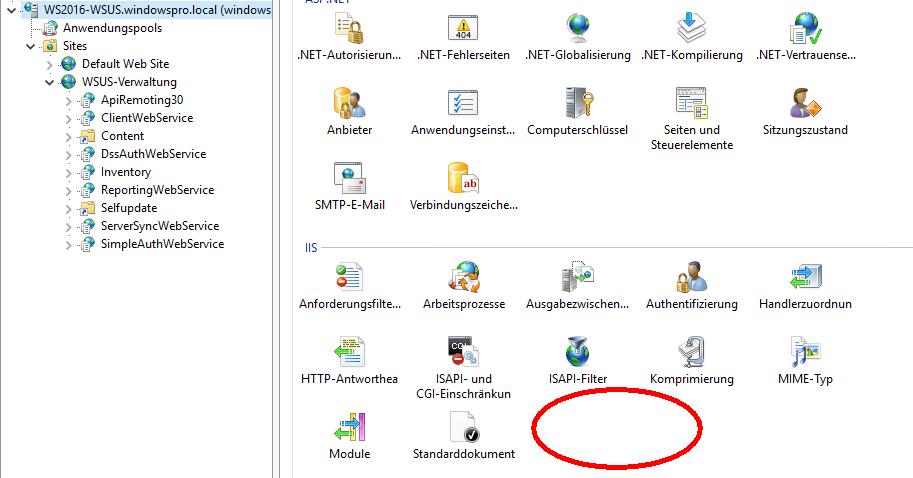 Ssl Zertifikat Für Iis Und Wsus Installieren Auf Server Core