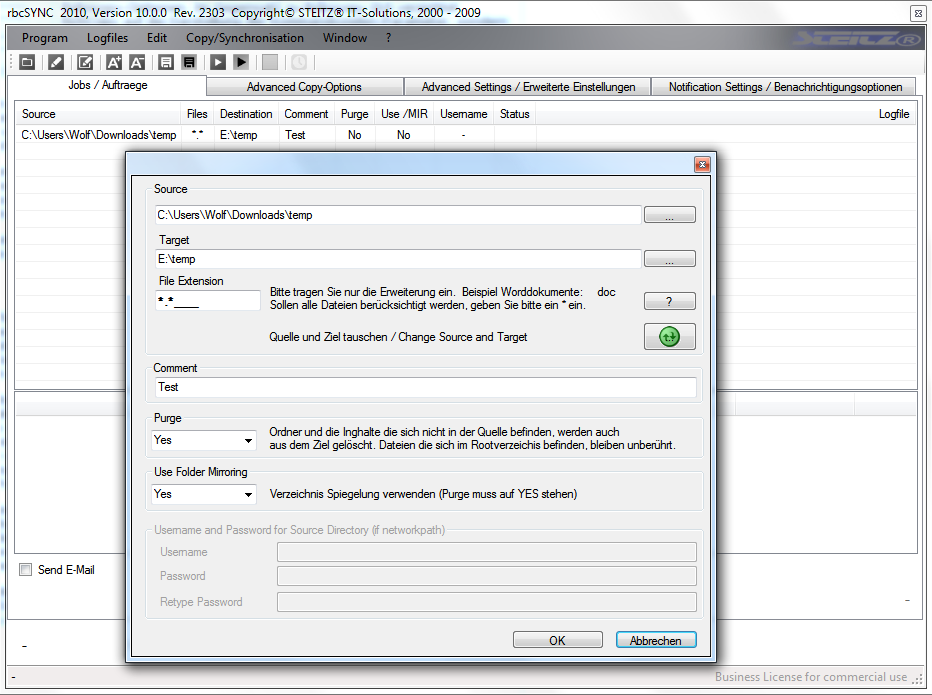 Robocopy: kostenlose GUI-Tools für den Power-Kopierer