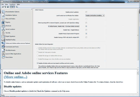 Adobe Acrobat Reader DC Install for all versions