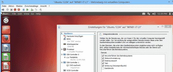kali linux hyper v integration services