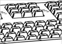 Teaser Tastatur