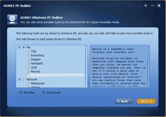 Zahlreiche Freeware-Tools vereinfachen die Nutzung von WinPE und erleichtern das Troubleshooting.