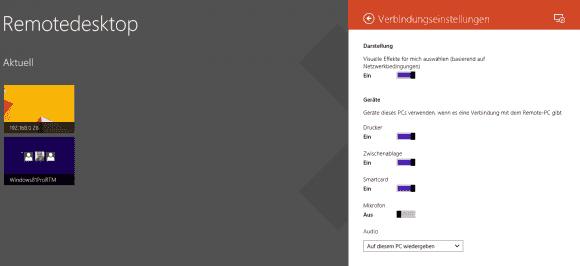 Gegenüber der App für Windows 8.1 stellt die neue Version bis dato einen Rückschritt dar.