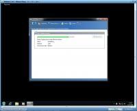 Windows 7 nach Ende der Gnadenfrist: Die Funktionen bleiben erhalten, der Hintergrund wird schwarz.
