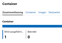 Container-Tool im Windows Admin Center
