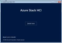 Azure Stack HCI Setup