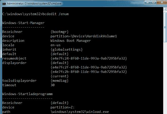 multiboot boot manager von windows 8 durch den von windows 7 ersetzen windowspro. Black Bedroom Furniture Sets. Home Design Ideas