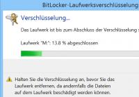 USB-Laufwerk verschlüsseln mit BitLocker To Go