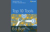 E-Book: Windows 10 IT Pro Essentials