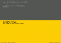 Konsole von vSphere Hypervisor 6.7