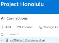 Projekt Honolulu