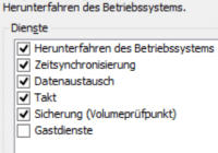 Integrationsdienste von Hyper-V
