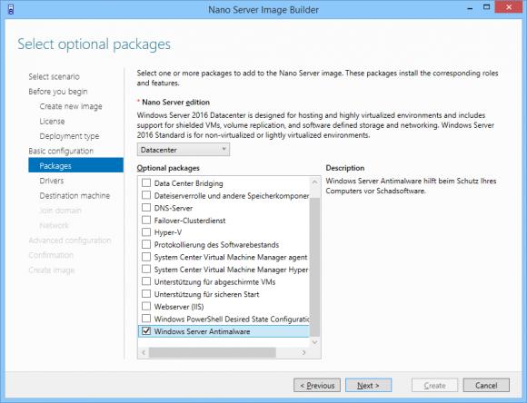 Windows  System Builder Installieren